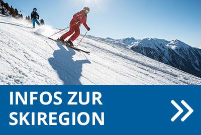 Skiregion für Familien