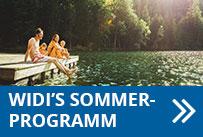 WIDI's schafstarkes Sommerprogramm